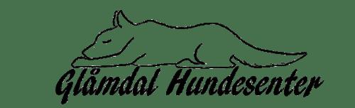 Glåmdal Hundesenter Logo